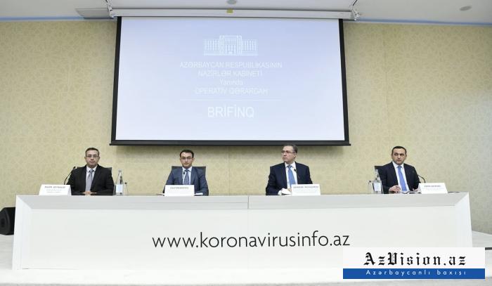 EN VIVO:   Sede Operativa celebra sesión informativa