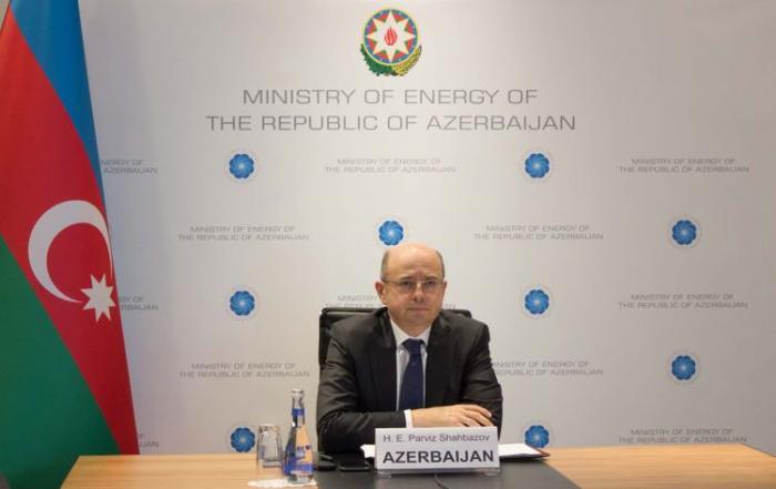 Videoconference held between Azerbaijan