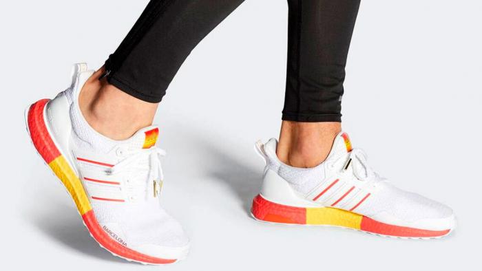Adidas Barcelona, las zapatillas con la bandera de España que han incendiado las redes