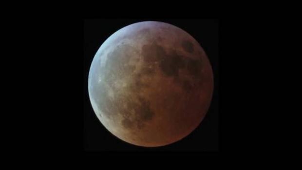 Eclipse penumbral de Luna este domingo: cómo y dónde se verá