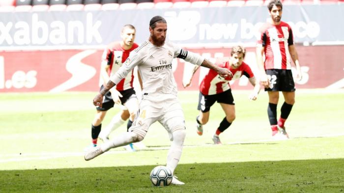 """""""Real Madrid"""" səfərdə qələbə qazandı"""