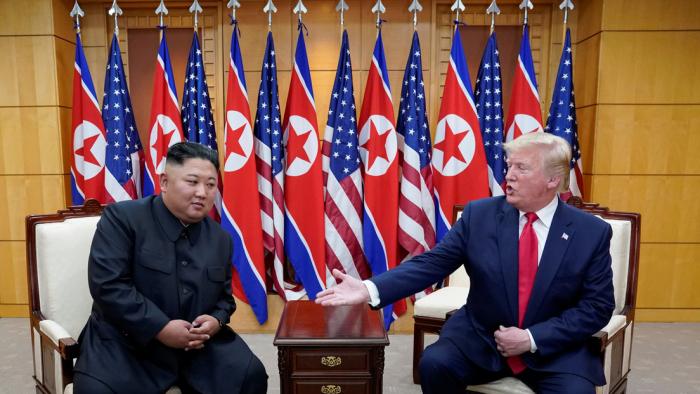 """Pionyang: """"Es innecesario dialogar con EE.UU., ya hemos elaborado la estrategia para contrarrestar su amenaza persistente"""""""