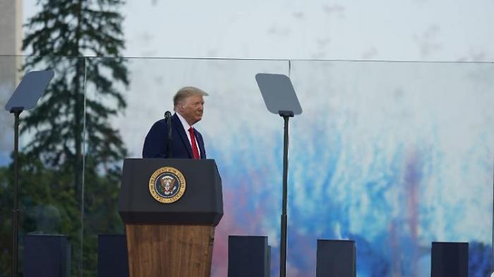 Trump ist jenseits aller Selbstzweifel