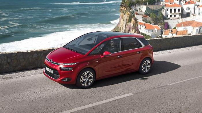 Citroën C4 Picasso - großer Name, große Mängel
