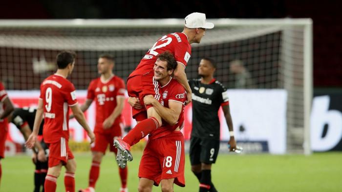 El Bayern Múnich gana la Copa de Alemania y Robert Lewandowski va por el Balón de Oro