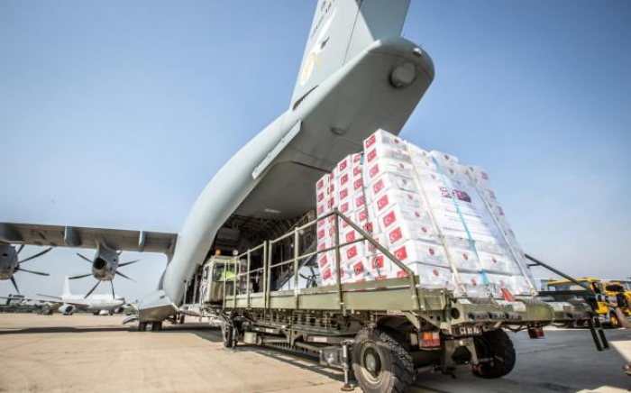 Turkey sends medical supplies to Azerbaijan to combat against spread of coronavirus