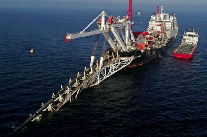 """Denmark allows the """"Nord stream-2"""" to be completed with new vessels"""