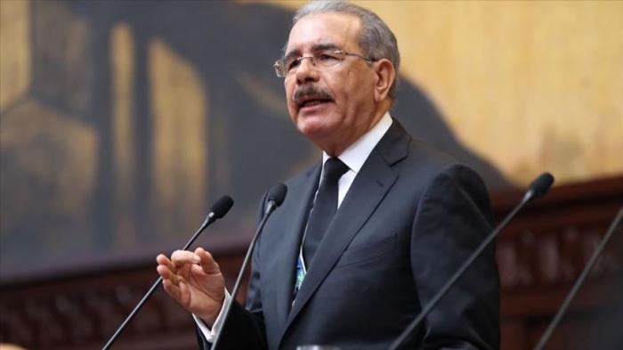 Presidente de República Dominicana pide que se respeten los resultados que dé la autoridad electoral
