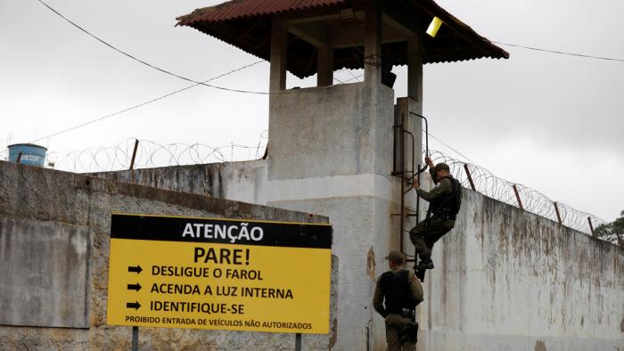 Más de 30 presos se fugan de una cárcel en Brasil