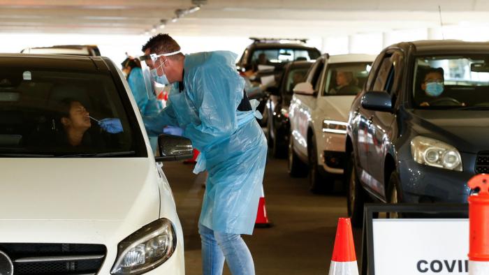 Australia cerrará la frontera entre dos estados por primera vez en 100 años para detener el coronavirus