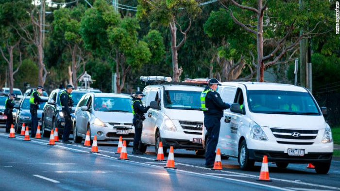 Hotel sex scandal linked to Australia coronavirus outbreak