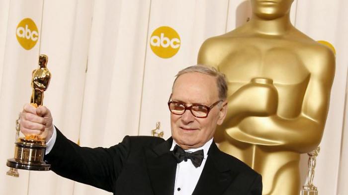Oscar-Preisträger Ennio Morricone ist tot
