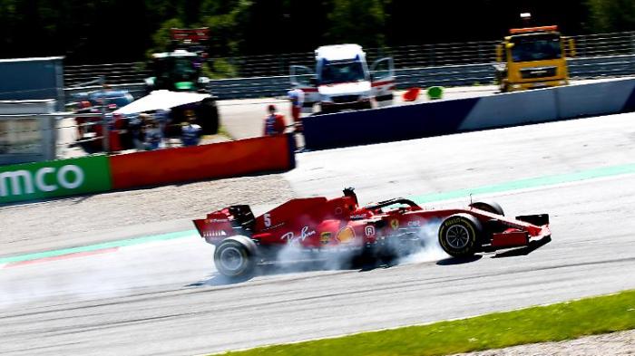 """""""Vettel zeigt warum Ferrari ihn loswerden will"""""""