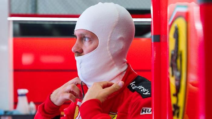Vettel hat einfach keine Chance mehr