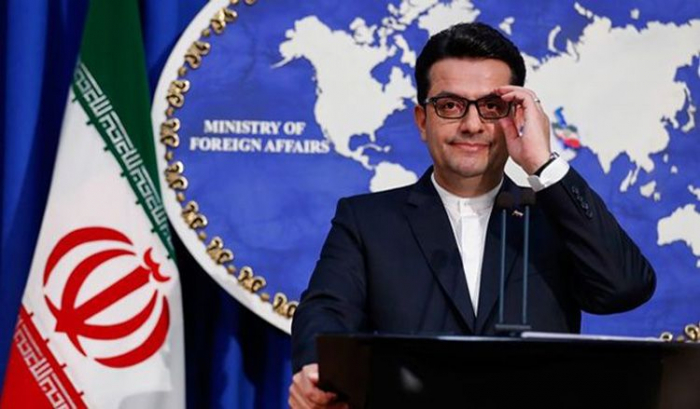 Portavoz del MAE iraní se nombra embajador en Azerbaiyán -   EXCLUSIVO