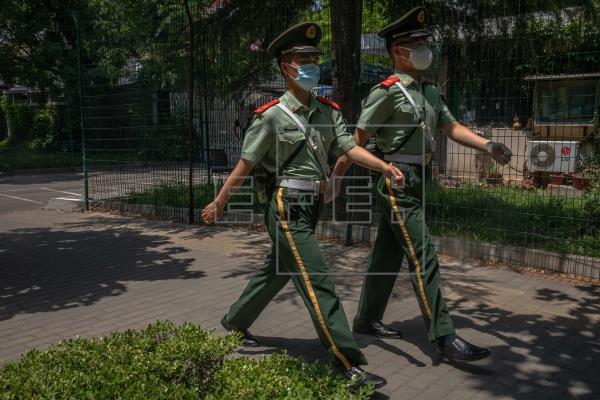 India y China comienzan la retirada del tropas del valle Galwan
