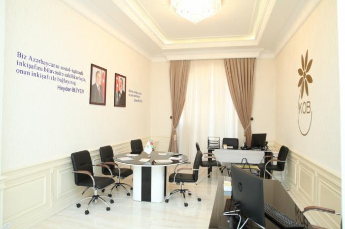 Agencia de Desarrollo de las Pymes de Azerbaiyán acerca del apoyo a los empresarios en las zonas de régimen de cuarentena reforzada