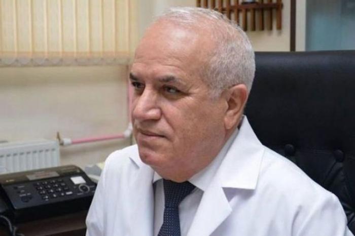 İbadulla Ağayev baş epidemioloq vəzifəsindən ayrıldı
