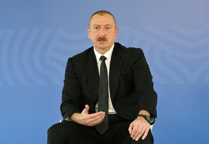 """""""Everyone should remember April battles"""" - Ilham Aliyev"""