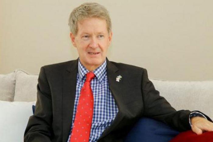 Ambassadeur britannique: «Le Royaume-Uni est toujours prêt à soutenir l