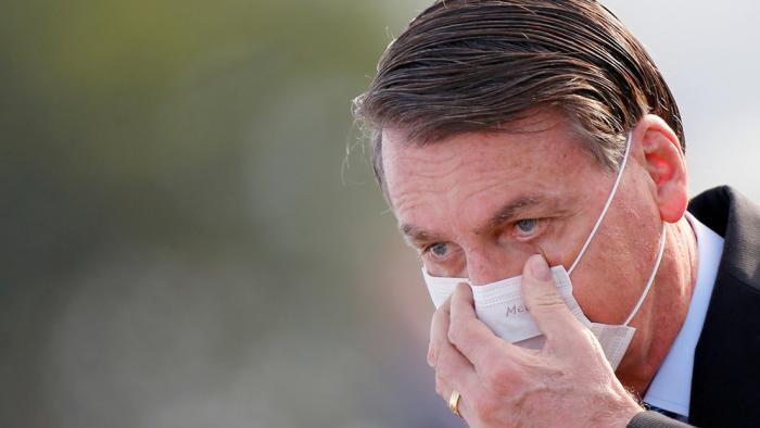 Bolsonaro se somete a un nueva prueba de coronavirus tras realizarse un examen de pulmón