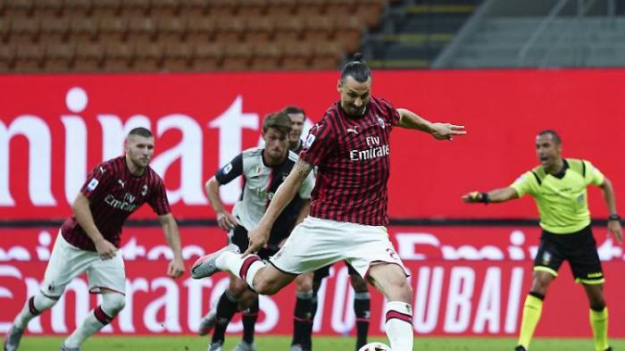 AC Mailand dreht Spiel gegen Juventus
