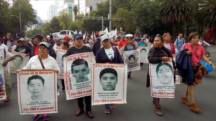Identificaron los restos de uno de los 43 desaparecidos de Ayotzinapa, México
