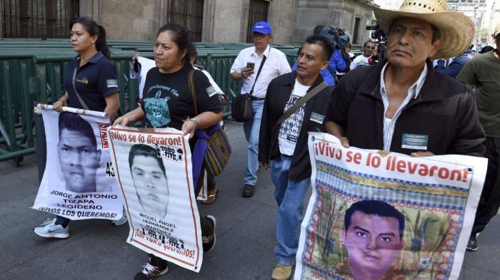 Mexique:denouveauxossementsdécouvertsdansl