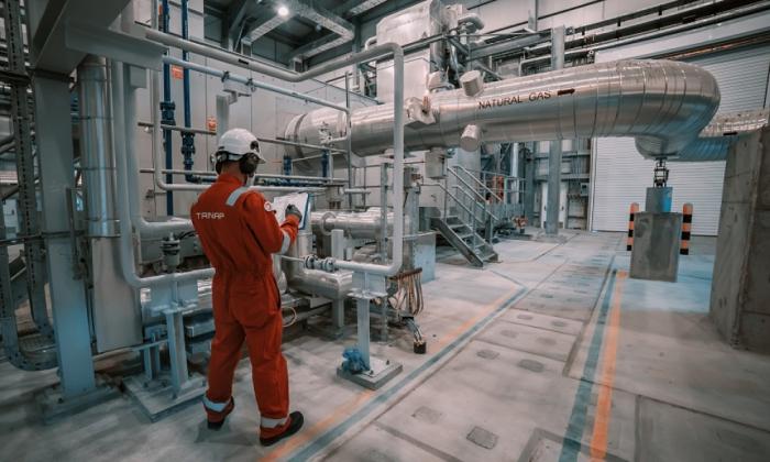 Turquía recibió 5,8 mil millones de metros cúbicos de gas de Azerbaiyán a través de TANAP en 2 años