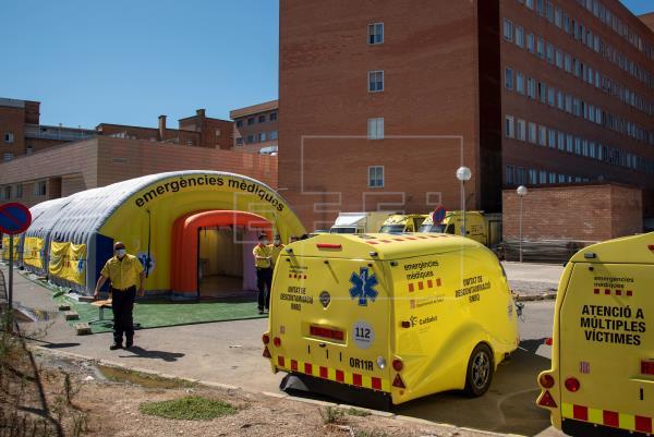 La mascarilla será obligatoria en Cataluña aunque haya distancia de seguridad