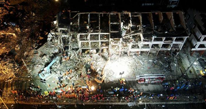Explosion in pyrotechnischer Fabrik in China – Mindestens sechs Menschen verletzt