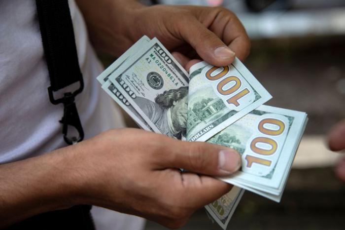 Dolların üç günlük məzənnəsi