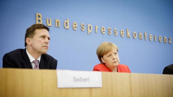 Spion bei Merkels Pressesprecher enttarnt
