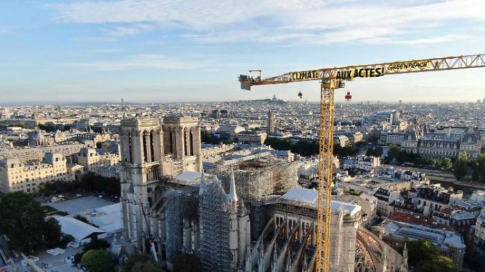 Notre-Dame bekommt alte Silhouette zurück