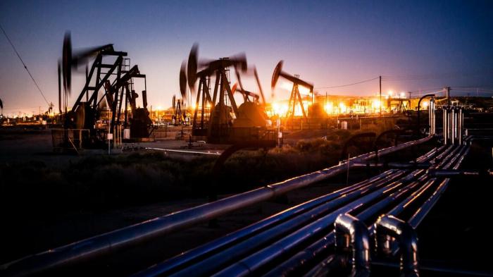 Ölmarkt leidet unter Corona-Lage in USA