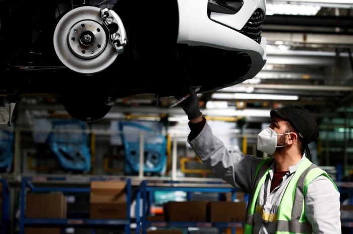 Industrieproduktion in Frankreich zieht im Mai wieder deutlich an