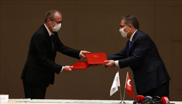 La OMS y Turquía firman acuerdo para abrir una oficina de la organización en Estambul