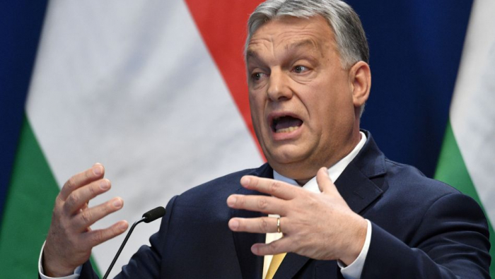 Orbánknüpft Zustimmung zu Corona-Hilfen an Nicht-Einmischung
