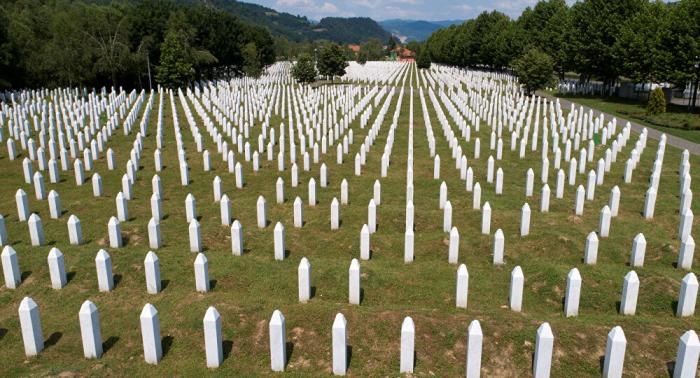 Massaker von Srebrenica:     Uno sieht sich mitverantwortlich für Tragödie