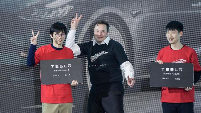 Musk überholt Buffett in Reichenliste