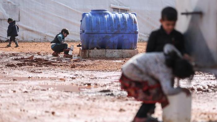 UN-Sicherheitsrat verlängert Syrienhilfe