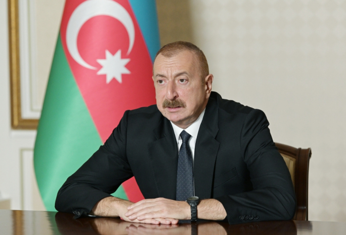 All attacks are committed by Armenia - President Aliyev