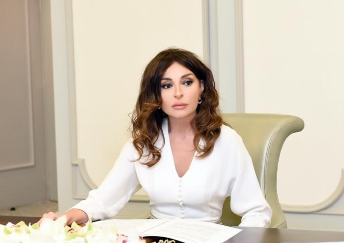 """Mehriban Əliyeva:  """"Düşmənə layiqli cavab verildi"""""""