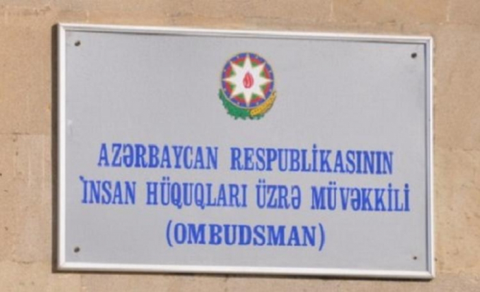 Azerbaijani ombudsman's office issues statement related to Armenian provocation