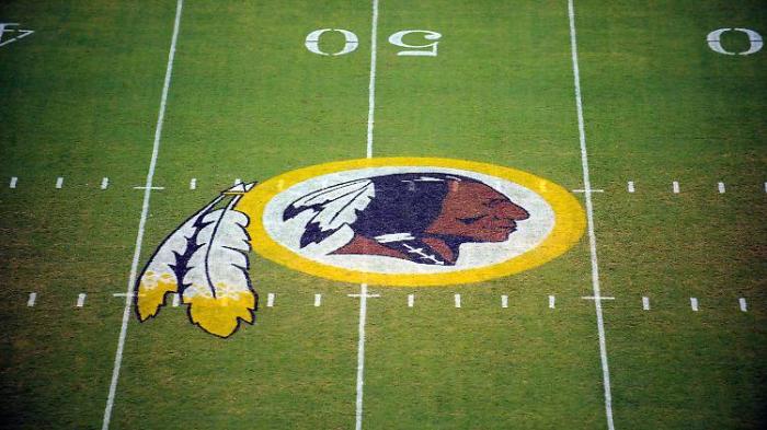 """NFL-Team trennt sich von Namen """"Redskins"""""""