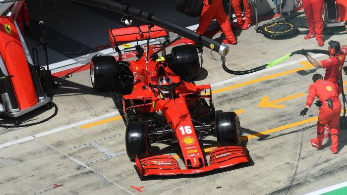 Bei Ferrari versagen alle, außer Vettel