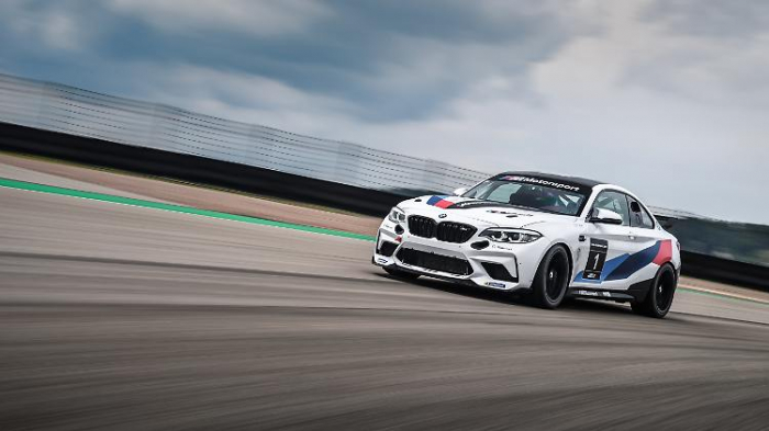 BMW M2 CS Racing - Doping für den Track