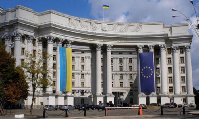 Ukraine calls for Karabakh conflict settlement within Azerbaijan's internationally recognized borders