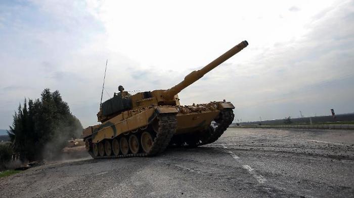 Deutschland exportiert mehr Kriegswaffen