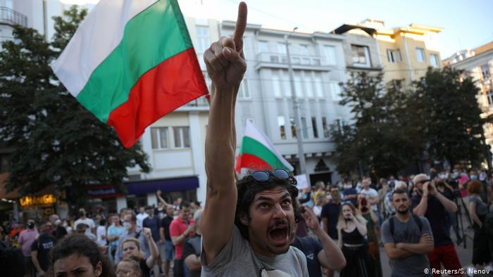 Political crisis in Bulgaria sparks protests and outrage
